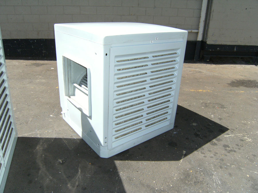 Manufacturer Of Evaporative Air Cooling Systems Kooltron
