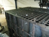 6mm mild steel divider plate located on 4mm mild steel chamber