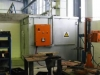 combined/composite burn off and curing furnace for motor rewinder