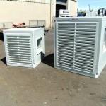 Kooltrons evaporative cooler fans