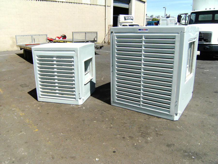 Evaporative Cooler Manufacturers : Manufacturer of evaporative air cooling systems kooltron