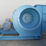 dust & waste extractor fan